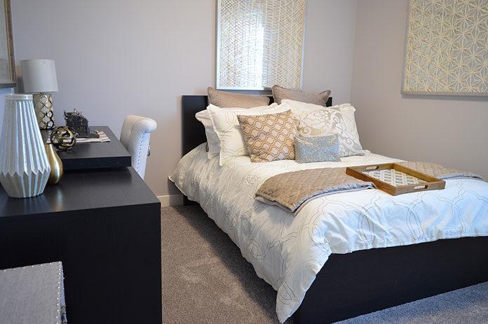 Kilka pomysłów na wystrój sypialni