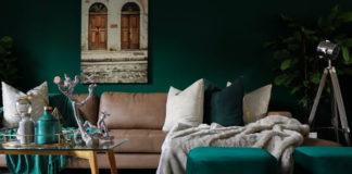 Jaki dywan będzie pasować do industrialnego salonu?