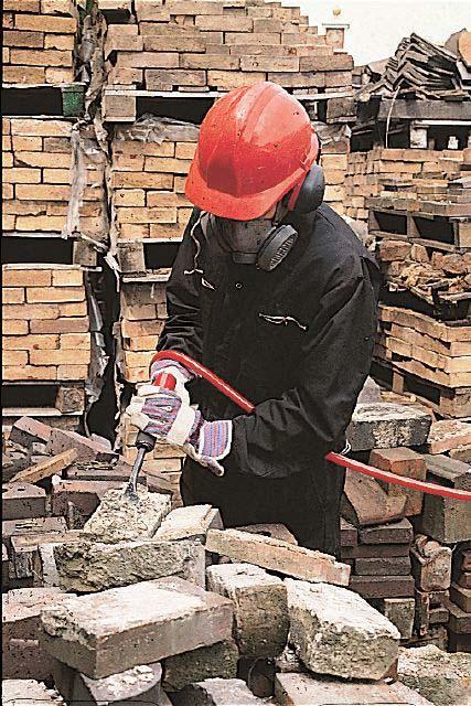 Pneumatyka w branży budowlanej