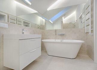 Ogrzewanie w łazience